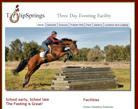 Tulipsprings Eventing